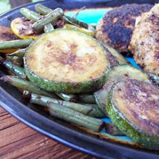 Pan-Fried Squash