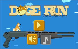 Screenshot of Doge Run