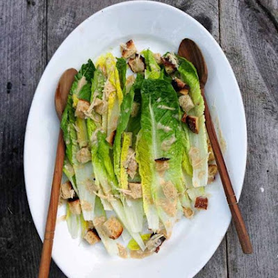 Eggless Caesar Dressing