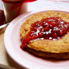 Oatmeal Pancakes two plus points