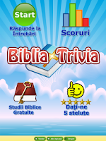 Screenshot of Intrebari Biblice Trivia Quiz