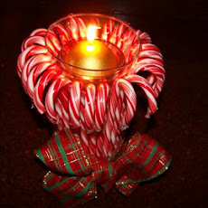 Festive Candy Cane,  Noisemakers, Etc...dip Bowl