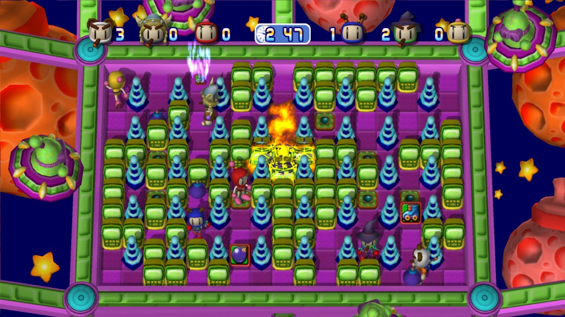 Bomberman and Kung Fu head to Arcade