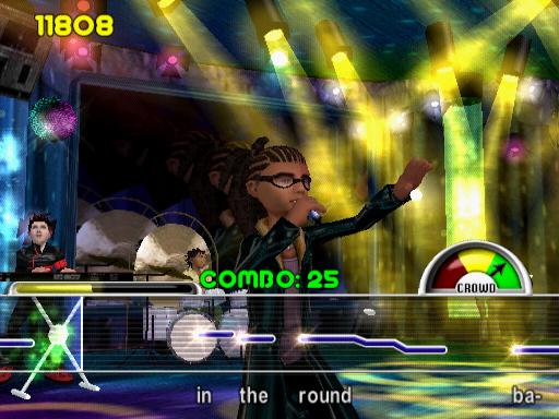 Karaoke Stage