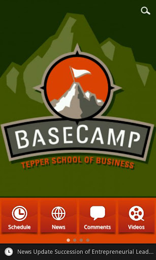 Tepper School BaseCamp