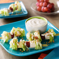 """Waldorf"" Salad-on-a-Stick by Dana White"