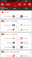 Screenshot of 1. FC Kaiserslautern App