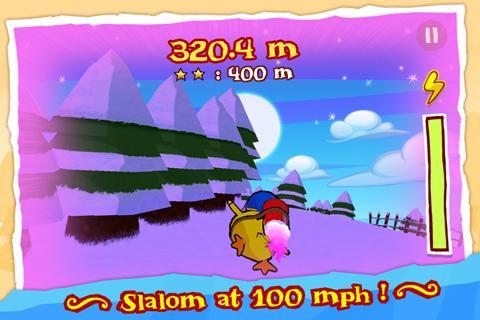 RocketBird World Tour - screenshot