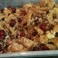 Cranberry Fennel Stuffing