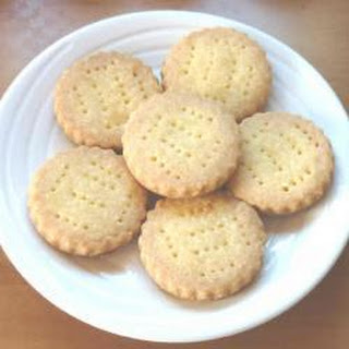 Wheat And Gluten Free Almond Shortbread Biscuits