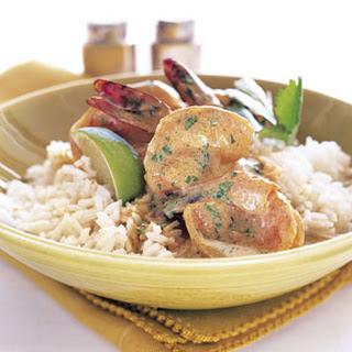 Curry Lime Shrimp Recipes