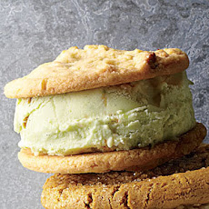 Avocado-Key Lime Pie Ice Cream