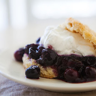 Blueberry Shortcake Topping Recipes