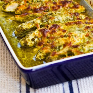 Baked Pesto Chicken Recipes