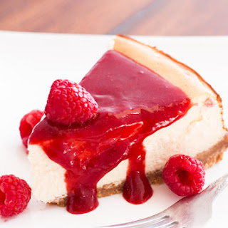 Greek Yogurt New York Cheesecake