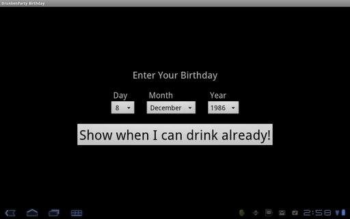 免費下載娛樂APP|醉黨的生日 app開箱文|APP開箱王