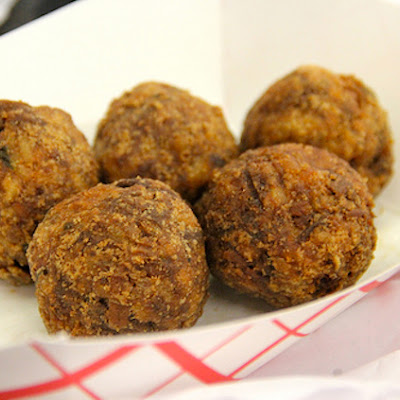 A Match Made in Heaven — Pork Boudin Balls