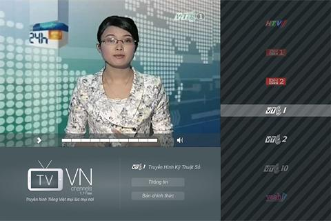 VN Channels Free for Tablet