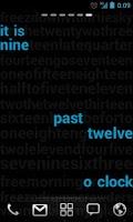Screenshot of half past eleven