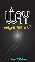 Screenshot of WAY - Where are you?