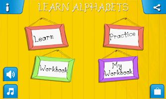 Screenshot of Learn Hindi (हिन्दी) Alphabets