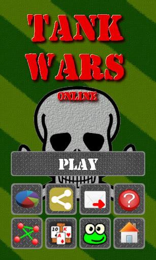 Tank Wars Online