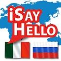 iSayHello Italian - Russian
