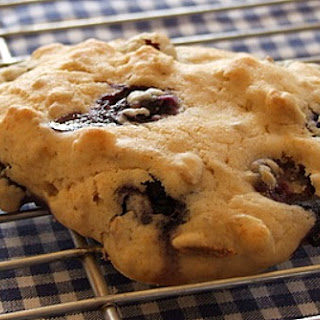 Whole Grain Berry Biscuits