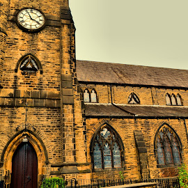 ST BARTS Ripponden by Nic Scott - Buildings & Architecture Places of Worship ( church, churches,  )