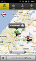 Screenshot of App2Find - GPS Friend tracker