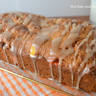 Reese's Pieces Peanut Butter Banana Bread... Surprise Recipe Swap