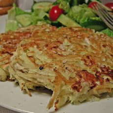 Chicken Latkes