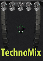 Screenshot of Turntable Mixer