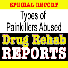 Types of Painkillers Abused