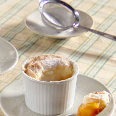 Georgia Peach Souffle