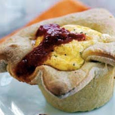 Breakfast Pizza Cups