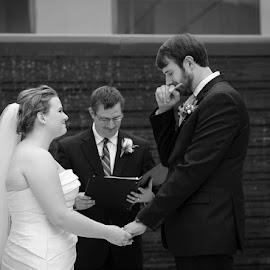 by David Drufke - Wedding Ceremony ( wedding )