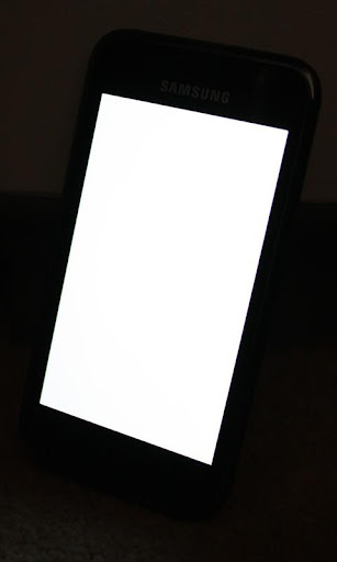 flashlight for android screenshot