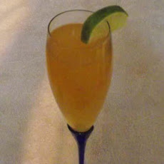 Breakfast Bellini (Non-Alcoholic)