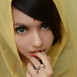 aira by Afdillah Abdy - People Portraits of Women