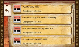 Screenshot of Piano Man Classic Edition