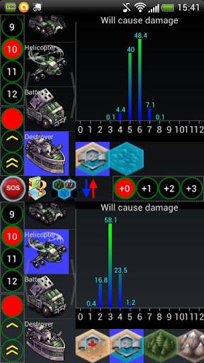 Unofficial Uniwar Damage Calc