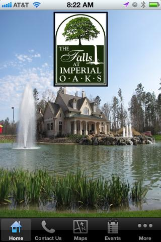 The Falls at Imperial Oaks