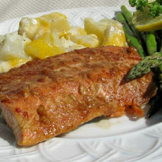 Salmon Barbecue Marinade