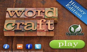 Screenshot of Word Craft HE