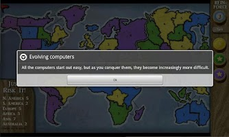 Screenshot of Just Risk It - Missions