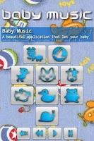 Screenshot of Baby Music Lite