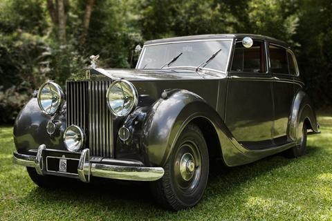 Rolls-Royce SW