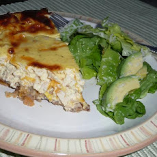 Chicken Pecan Quiche