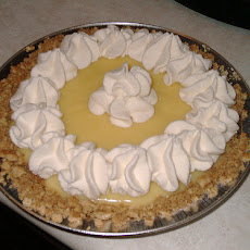 Banana-Dana Cream Pie